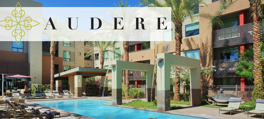 New Region, New Community - Audere Apartments in Phoenix, AZ